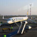 Ryanair RYR2600 in TXL