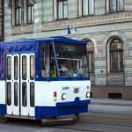 Straßenbahn Riga (Rīgas satiksme)