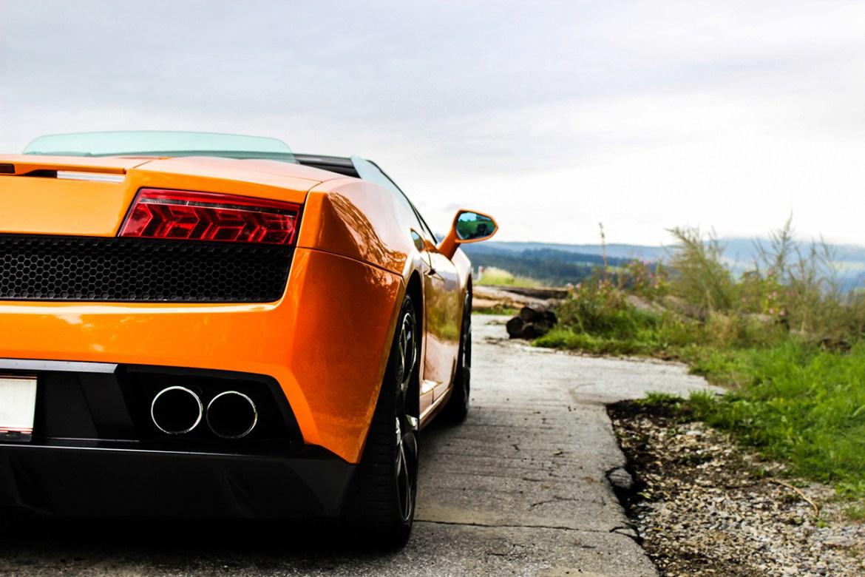 Lamborghini Gallardo LP 560-4 Spyder Heckleuchte
