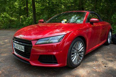 Audi TT 2.0 TFSI quattro Cabrio
