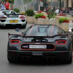 Koenigesegg Agera One in Monaco