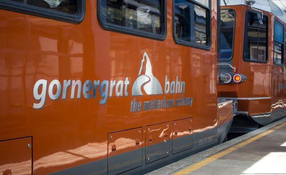 Gornergratbahn Zug Wagons