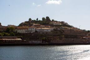 Kleiner Hügel am Douro, Porto