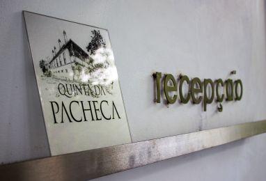 Quinta da Pacheca recepcao