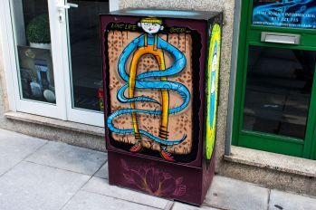 Street Art in Porto 3