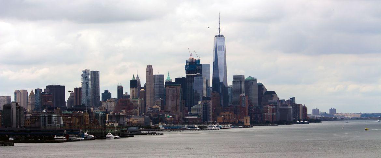 Lower Manhattan World Trader Center