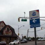 NJ Transit Stop in West New York, NJ 47th Street JFK BLVD