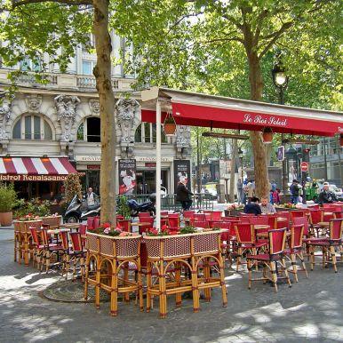 Le Roi Soleil, Paris