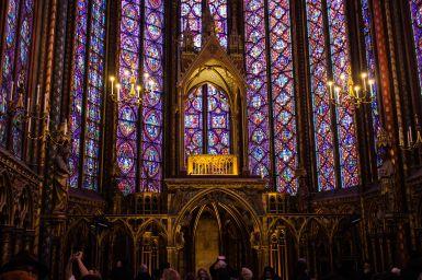 Altar Saint Chapelle