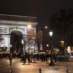Champs Elysee 4 – Arc de Triumphe