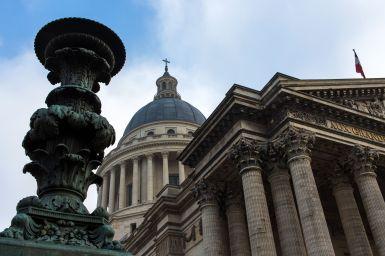 Panthéon, Paris Kuppel