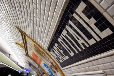 U-Bahnstation Place d'Italie
