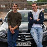 Robert und Gregor
