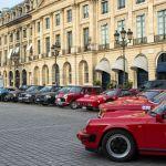 Rallye des Princesses Place Vendome