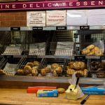 Auswahl im La Bagel Delight Brooklyn