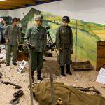 Darstellung Verwundeter im Omaha Beach Museum