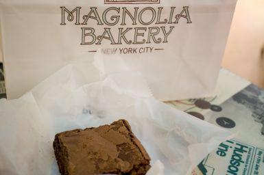 Double Fudge Brownie Magnolia Bakery