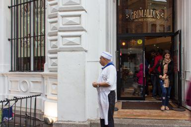Grimaldis Brooklyn New York City