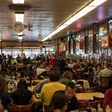 Katz Deli, NYC