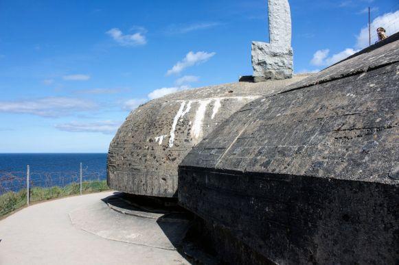 Observationsbunker Pointe du Hoc