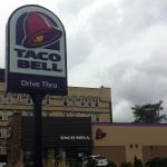 Taco Bell Filiale in New Jersey