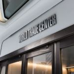 World Trade Center Metro Station New York City USA