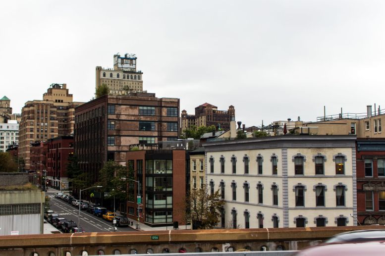 DUMBO District in Brooklyn New York City