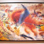 Die Stadt erhebt sich – Umberto Boccioni, MoMA