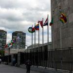 Eingangsbereich Vereinte Nationen