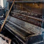 Klavier Ellis Island Museum of Immigration
