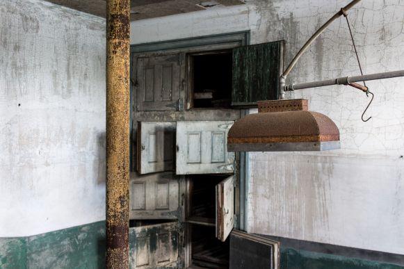 Morgue Ellis Island Hospital