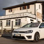 Golf R am Stilfser Joch