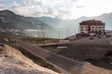 Hotel Folgore, Stelvio Pass