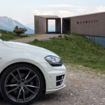 Golf R am Timmelsjoch