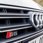 Audi S5 Cabrio Kühlergrill