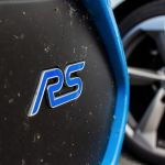 Ford Focus RS Badge