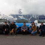 Gruppenbild Alpentour 2018