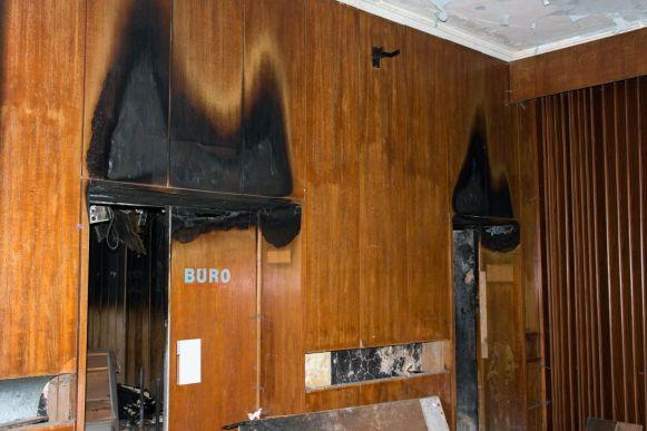 Brandstifung im Hotel Fürstenhof, Eisenach