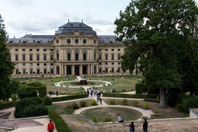 Residenzgarten Würzburg