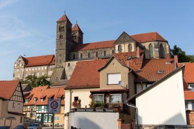 Schlossberg von Quedlinburg
