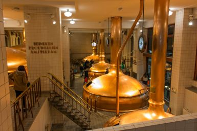 Alte Heineken Brauerei, Amsterdam