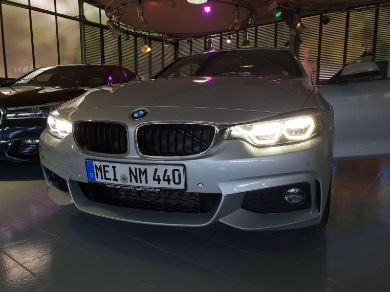 BMW 440i Abholung