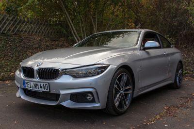 BMW 440i LCI Coupé mit M-Paket