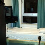 Einzelzimmer im Arcade Hotel Amsterdam