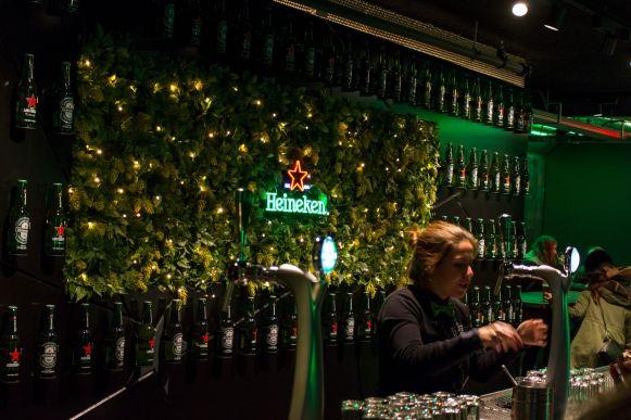 Heineken Bar, Amsterdam