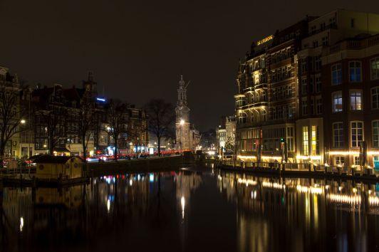 Hotel de l'Europe, Muntplein, Amsterdam
