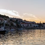 Bucht von Korcula, Kroatien