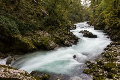 Vintgar Klam, Slowenien