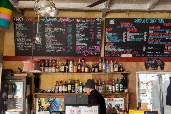 Bar im Szimpla Kert, Budapest