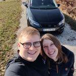 Team A-Team – Alex & Andrea